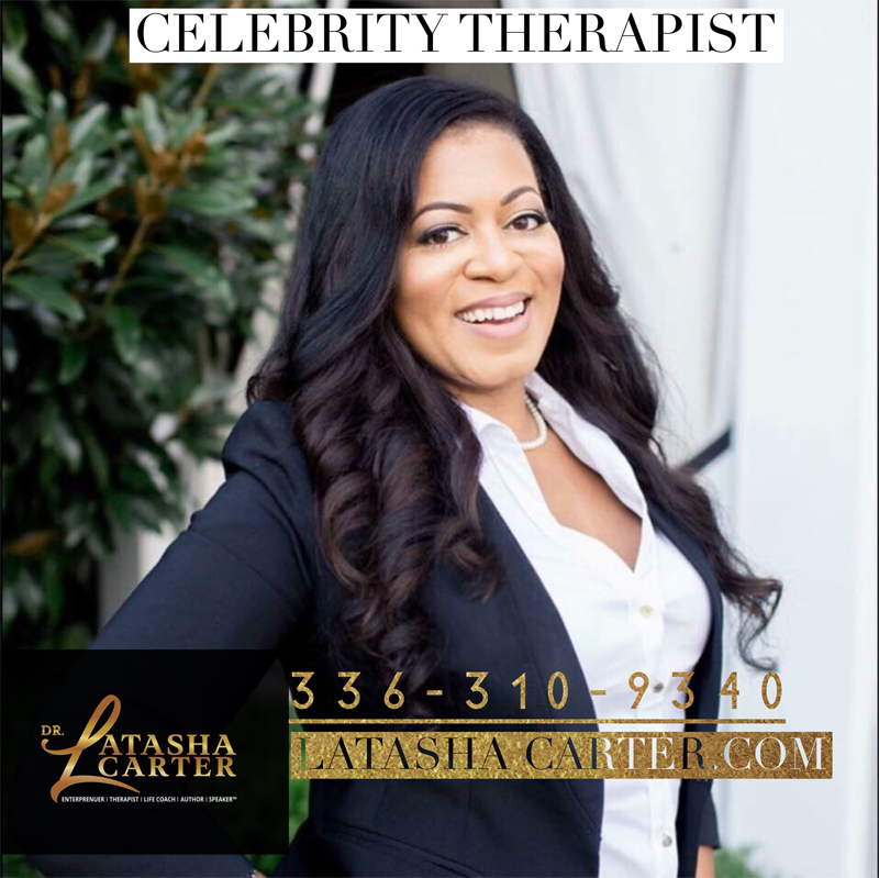 Dr. LaTasha Carter | Celebrity Therapist